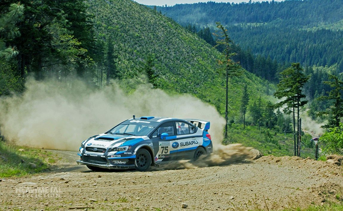 how to become a rally driver in america
