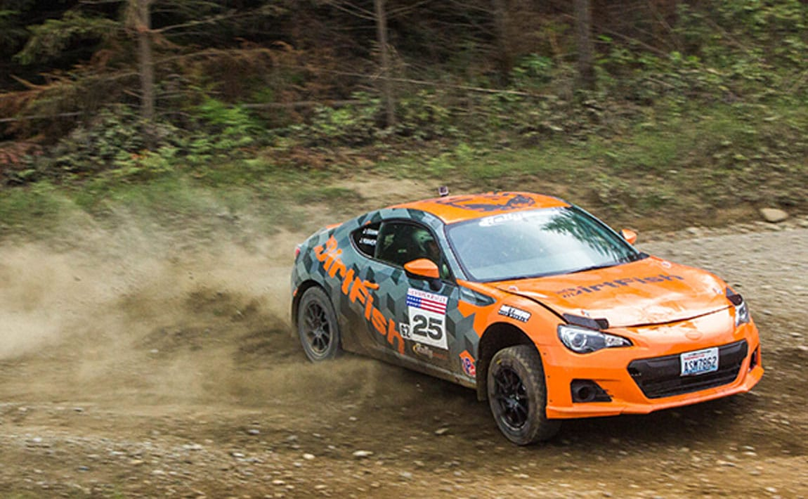 DirtFish Rally Team Update – DirtFish