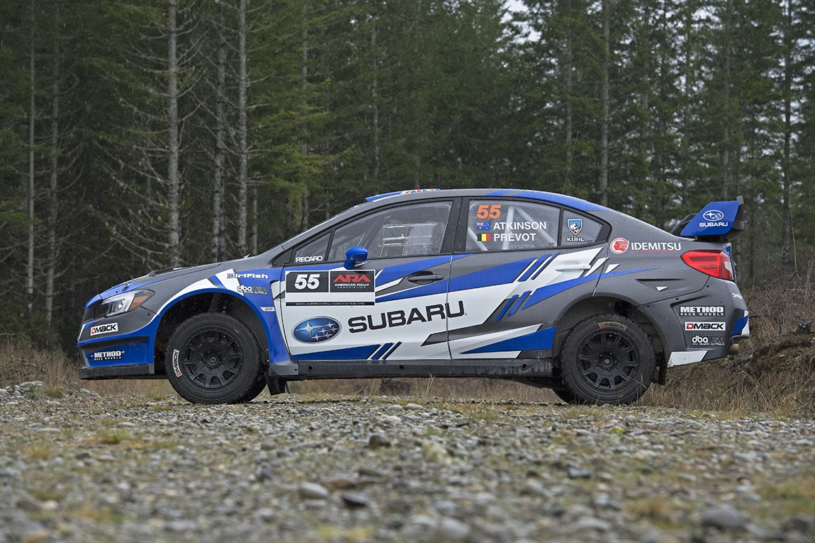 2018 Subaru WRX STI Open Class Rally Car (VT18r) – DirtFish