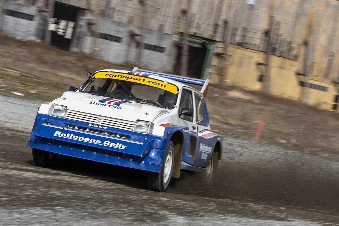 DirtFish Rally Legends—MG Metro 6R4 – DirtFish
