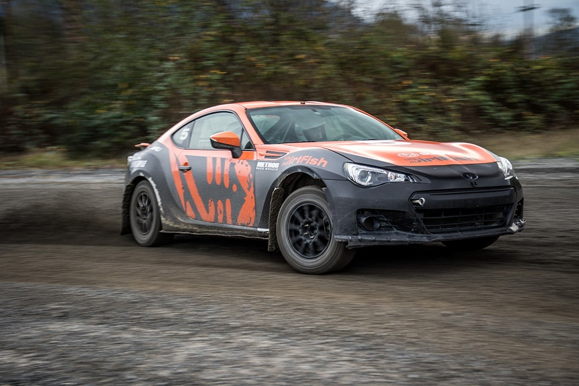 DirtFish - Not Your Ordinary Driving School