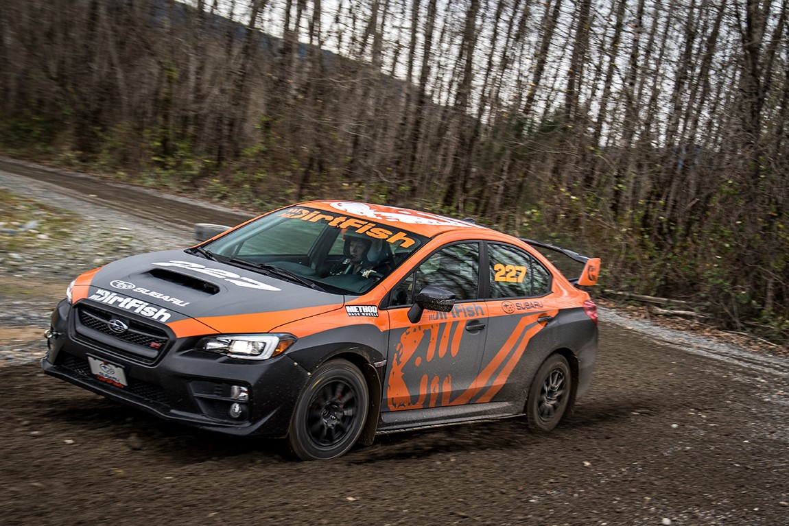About Dirtfish Name Of The Subaru In Born To Race Impreza Sti Sedan Hatchback