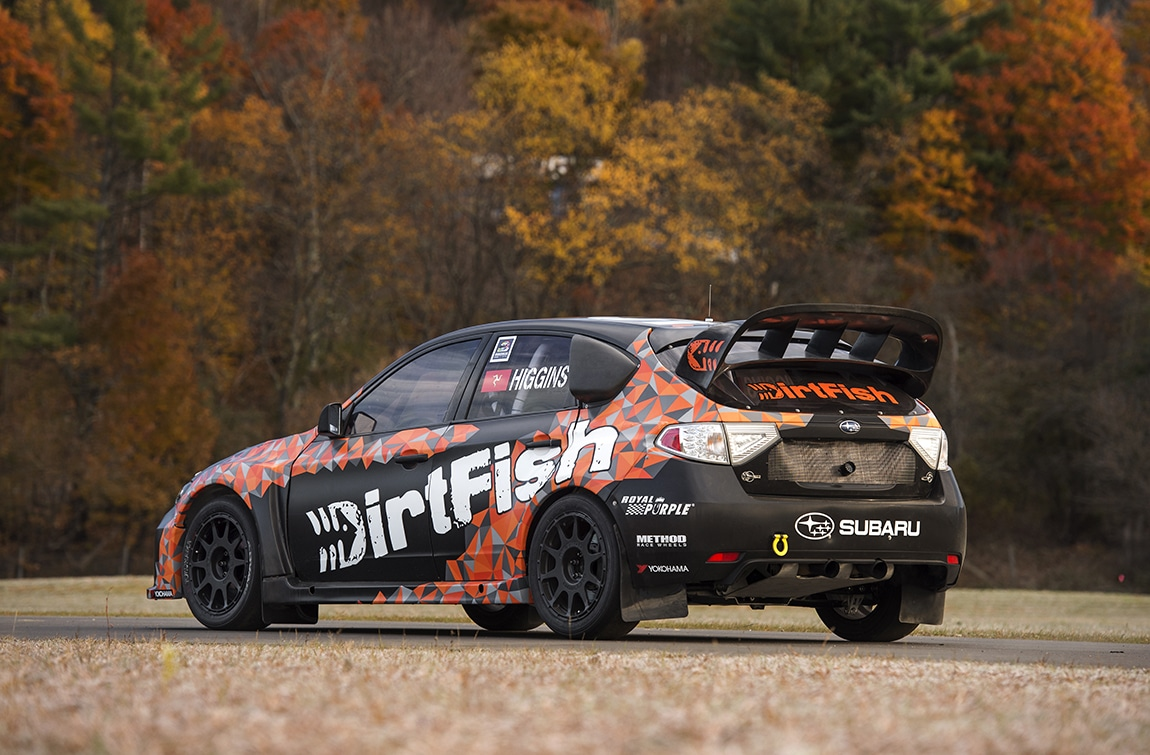Rally School Archives – DirtFish