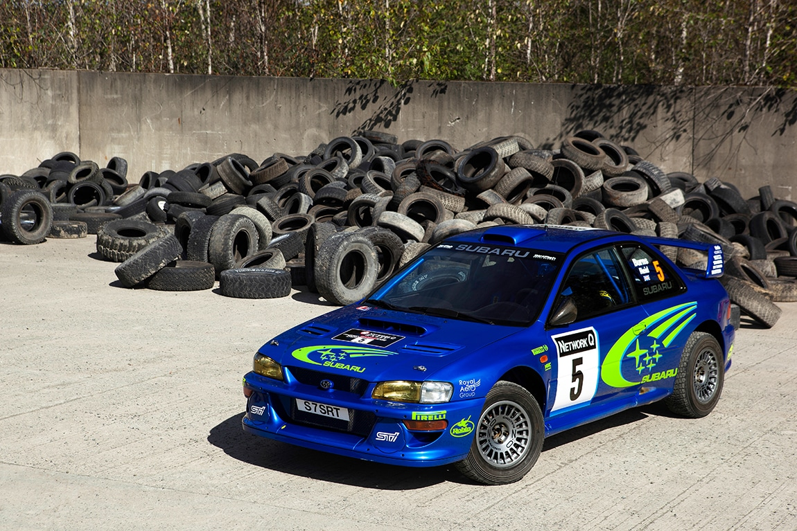 DirtFish Rally Legends: The Burns Car – DirtFish