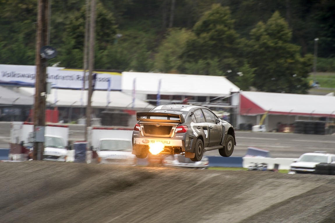 Chris Atkinson catching air at GRC Seattle