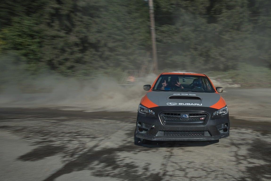 Subaru Ride Along