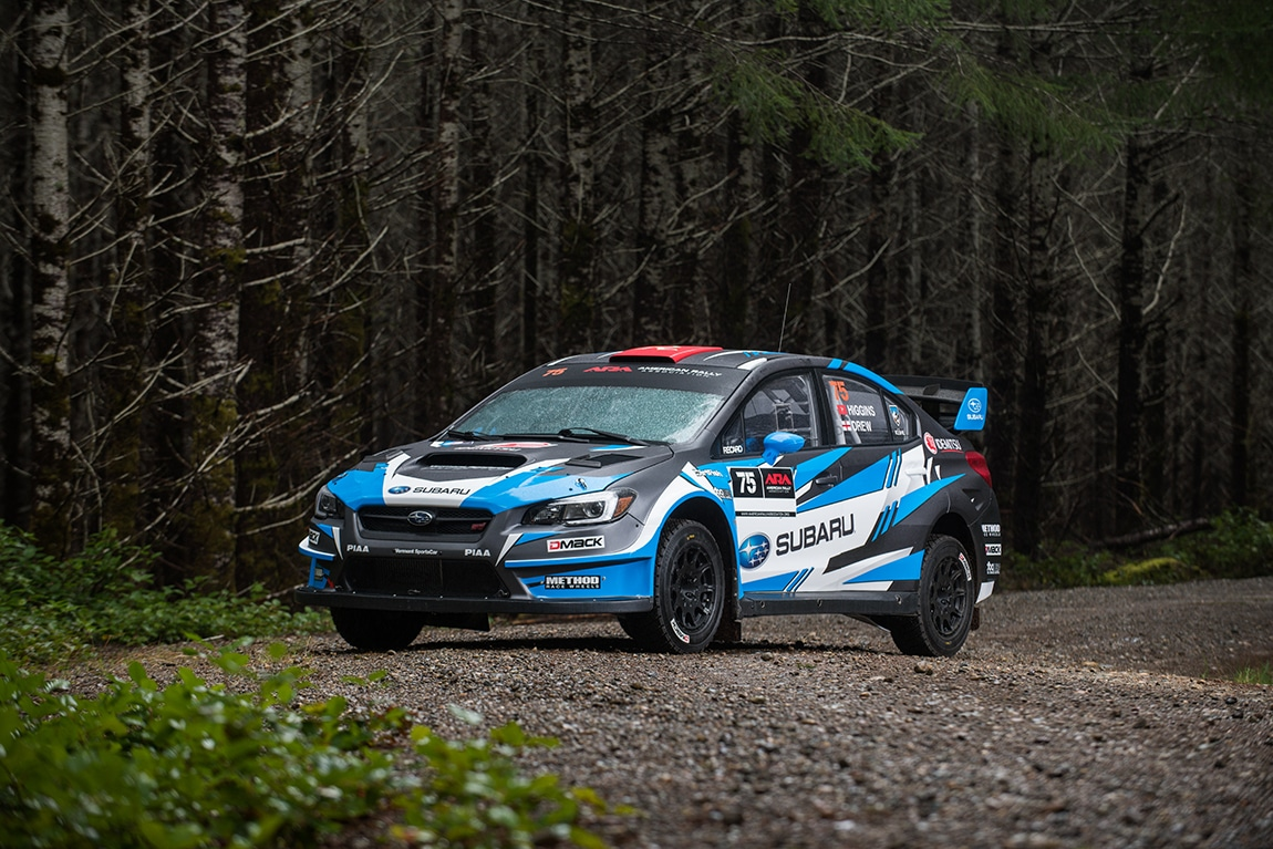 2018 Subaru Wrx Sti Open Class Rally Car Vt18r Dirtfish