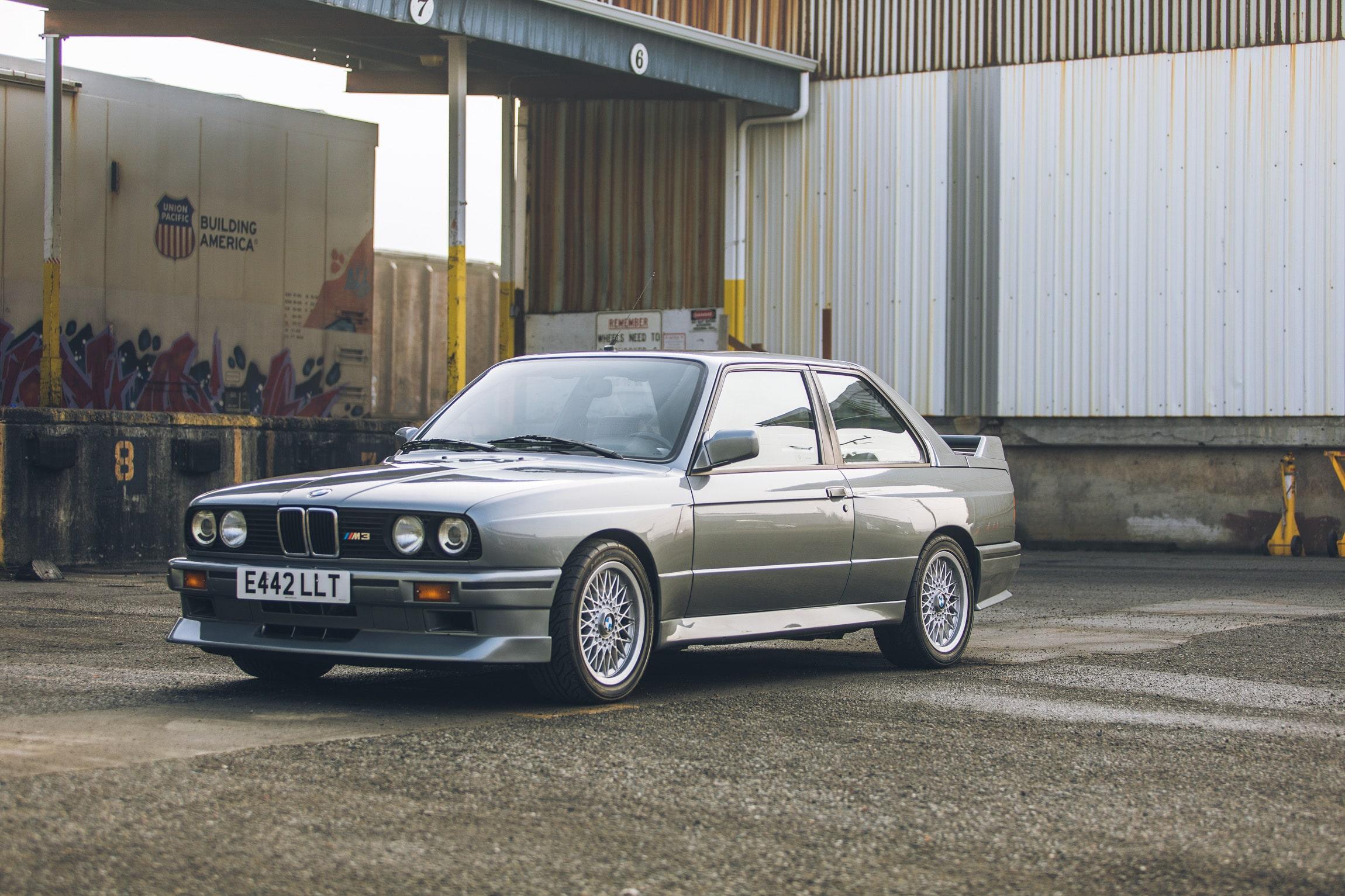 Dirtfish Rally Legends Bmw E30 M3 Evo Ii Dirtfish