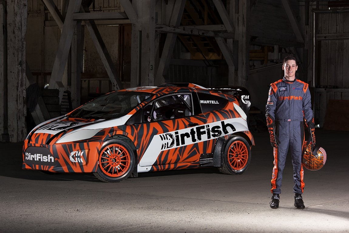 2016 DirtFish Red Bull GRC Livery Revealed! – DirtFish