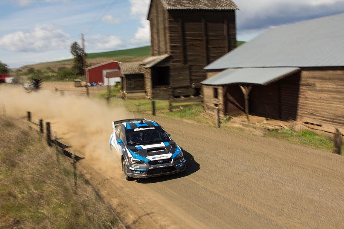 david higgins and travis pastrana finish 1 2 at oregon trail rally