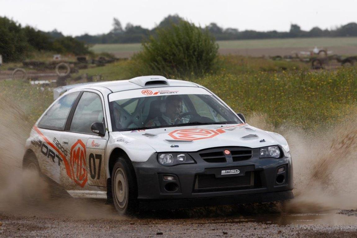 DirtFish Rally Legends: MG S2000 – DirtFish