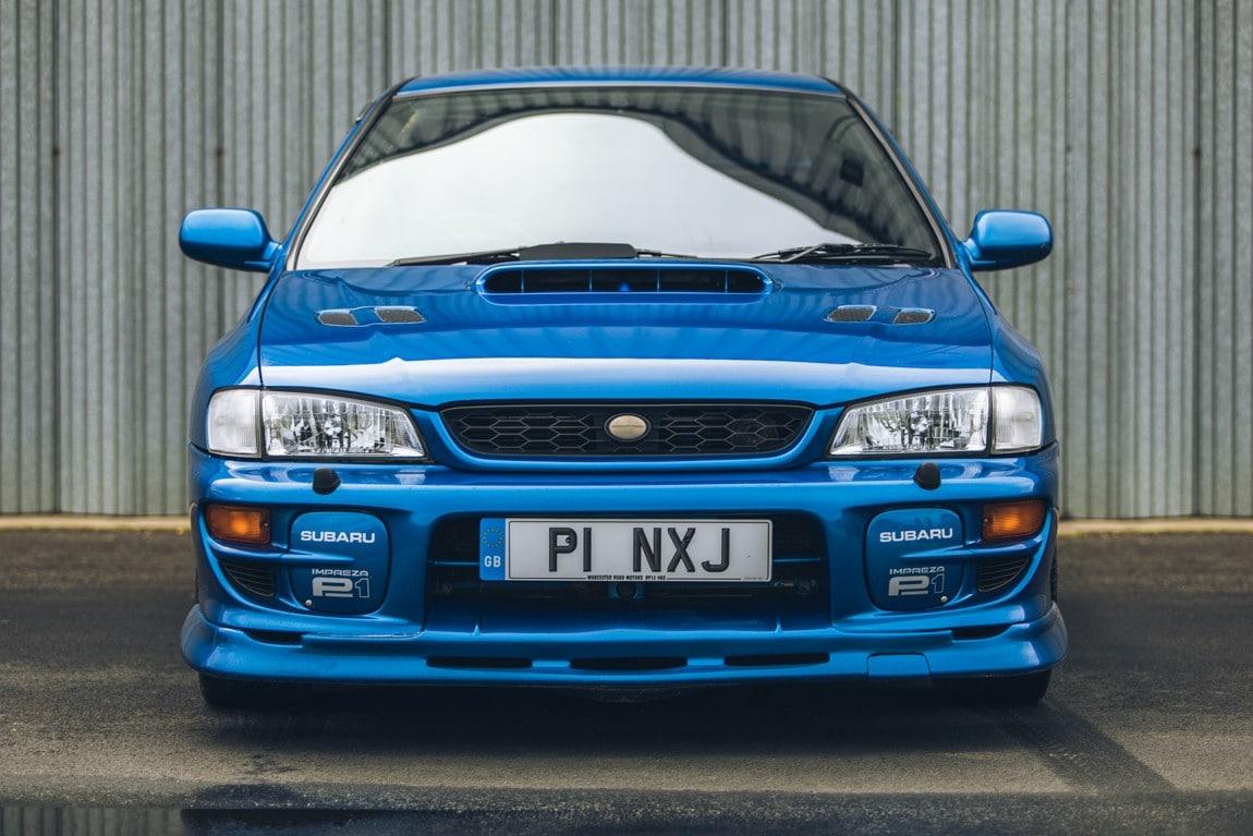 DirtFish Rally Legends—Subaru Impreza P1 – DirtFish