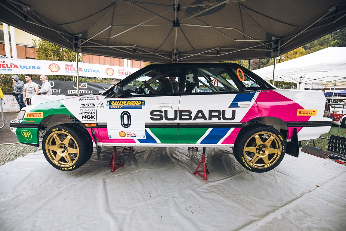 Rallylegend 2017 A Tribute To Colin Mcrae Dirtfish