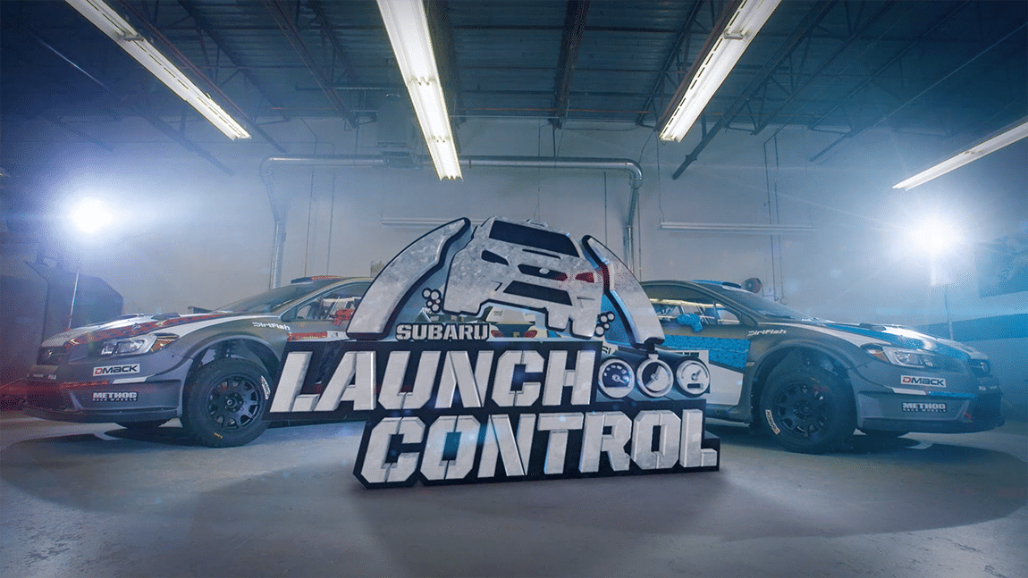 Subaru Launch Control >> Subaru Launch Control Episode 2 The Rivals Within Dirtfish